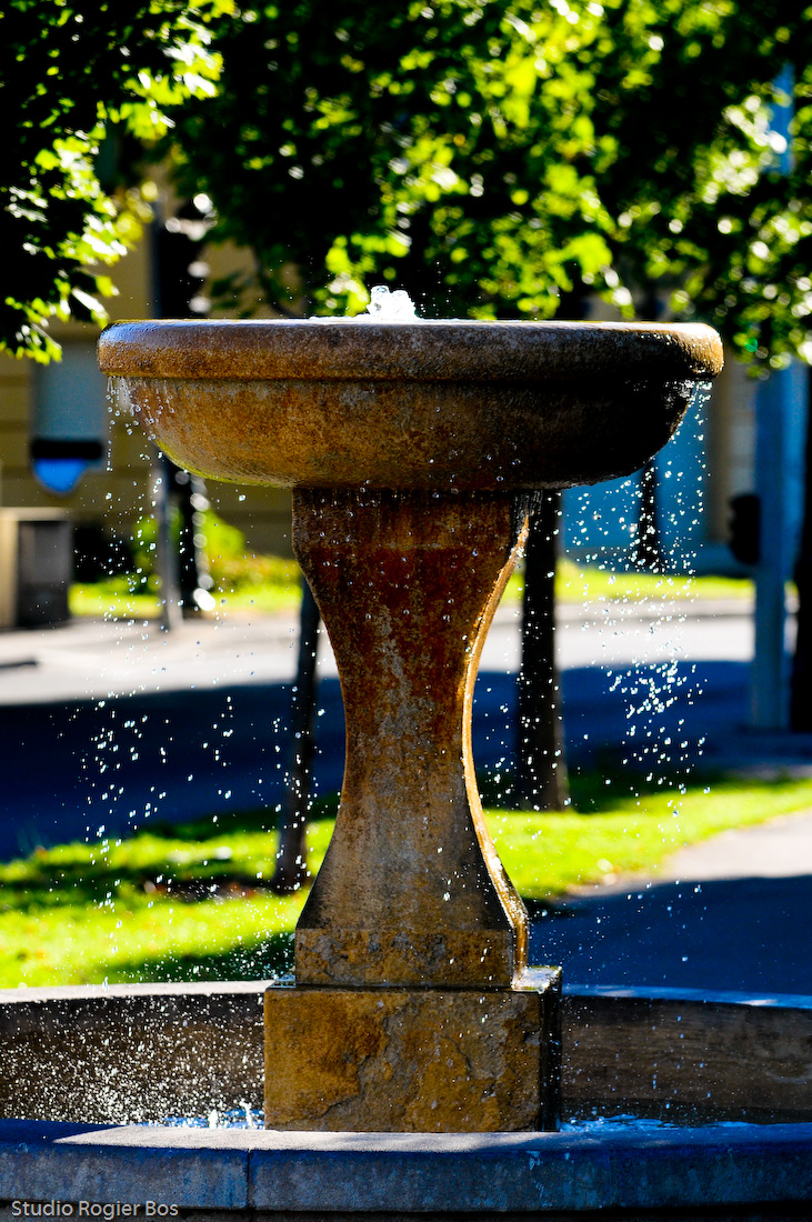 Eguilles water fountain-21