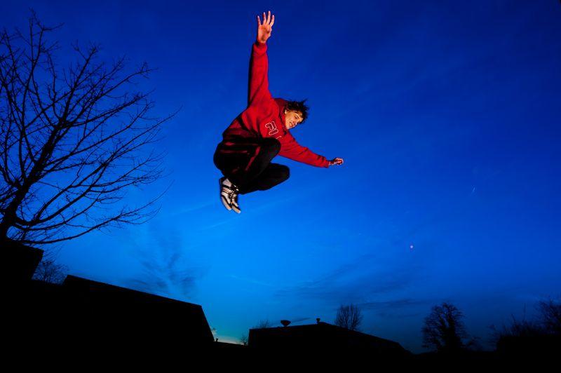 Josh Freerunning-4