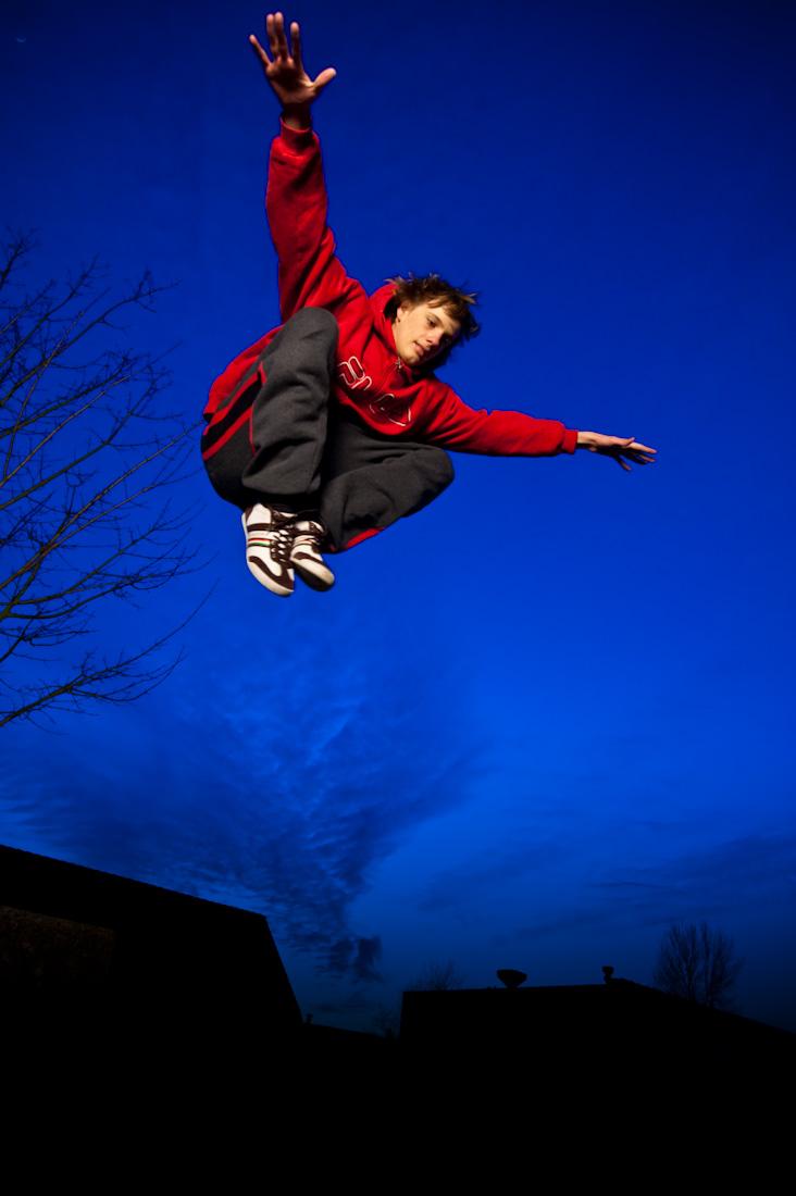 Josh Freerunning-13